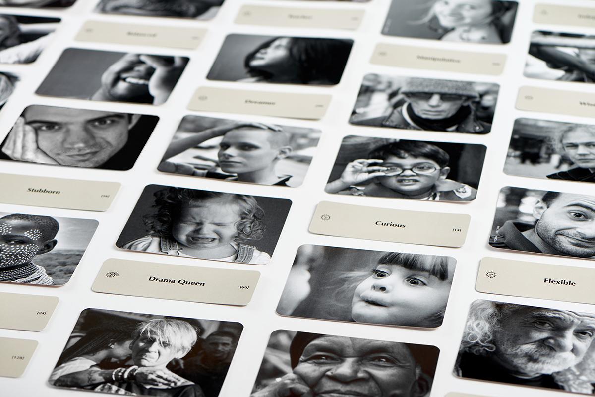Faces ist ein kraftvoller Weg, um sich selbst durch die Beobachtung anderer besser kennenzulernen.